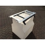 Dispenser Sump 700mm x 460mm for DCD Fleet Fueller Twin CDS700-460-860FFT