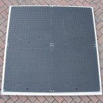 Modular Composite Manhole Cover 900x1200mm B125 CM900-1200B125
