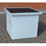 Drawpit Chamber 650 x 650 x 656mm  complete with Composite Cover B125  DPC650-650-656B125