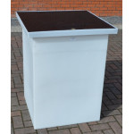 Drawpit Chamber 650 x 650 x 956mm complete with Composite Cover B125  DPC650-650-956B125