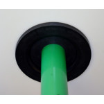 "Cable Entry Bulkhead suitable for 6"" (160mm) Duct to Seal upto 9 cable entries CTB-0600B"