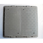 Modular Manhole Cover 800 x 880 mm B125 CM860-940B125