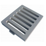 Lightweight composite replacement gully cover. Various load ratings CGC4540