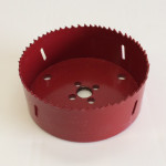 "Bi Metal Holesaw 4 1/4"" or 108mm  HST-0425"