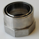 "Swivel Pipe Coupling 3""  SPC-0300"