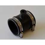 "1 1/2"" Interstice Test Boot 1 1/2"" Double Wall Pipework STB-0150"