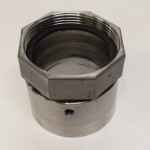 "Flexrite Swivel Test Coupling 3"" TNC-0075"
