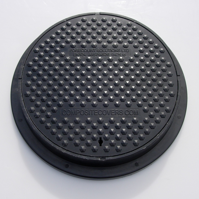 425mm Circular manhole cover & frame