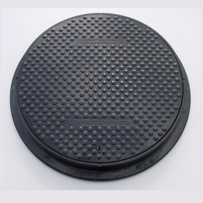 600mm Circular Manhole Cover & Frame